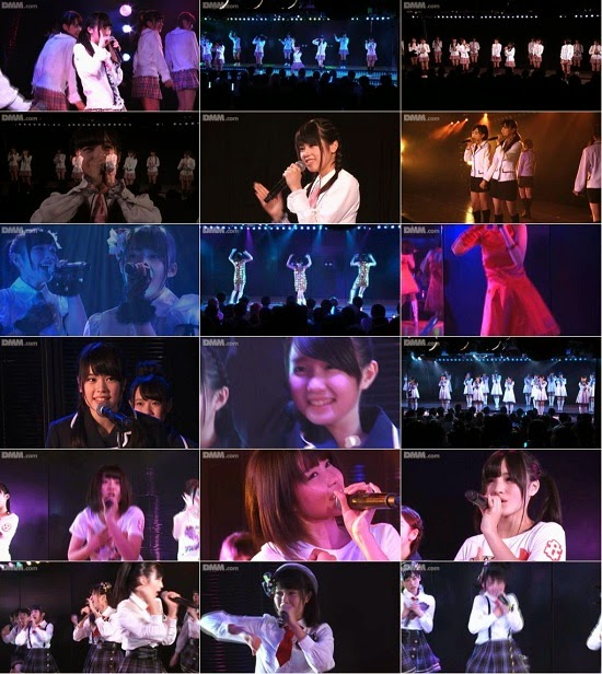 "(LIVE)(公演) AKB48 チーム8 ""PARTYが始まるよ"" 公演 141115 & 141116"