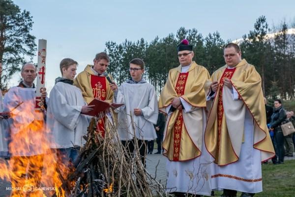 DSC 5376 Ogień i woda: liturgia Wigilii Paschalnej