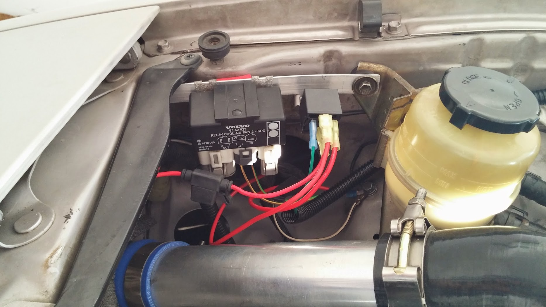 hight resolution of volvo fan control wiring wiring diagram expert volvo fan control wiring