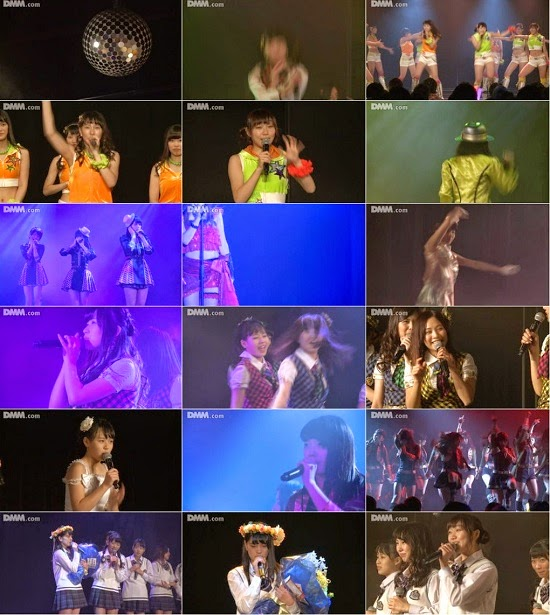 "(LIVE)(公演) SKE48 チームE ""手をつなぎながら"" 酒井萌衣の生誕祭 141217"