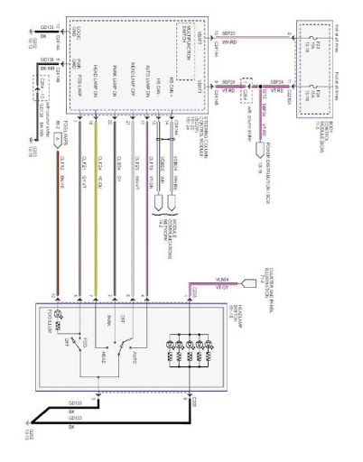 wiring diagram ford f150 headlights wiring diagrams ford truck technical s and schematics section h wiring