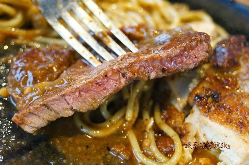 宜蘭美食推薦-五結有質感平價牛排【來來牛排館】(在地人推薦)