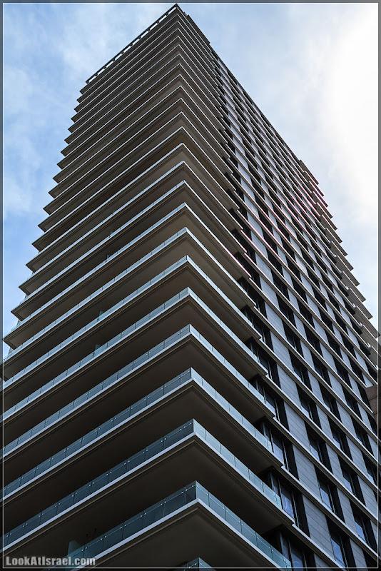 Фото: Тель Авивские небоскребы