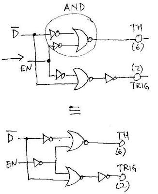 Hobi Mikro: 555-logic: designing digital circuits with