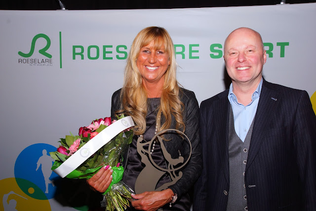 Katrien Rogiers en José Debels