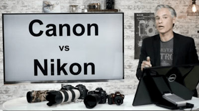 Canon vs. Nikon: Why I want to switch to Nikon, but can't fully