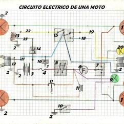 Yamaha Virago Wiring Diagram 2000 Ford Taurus Alternator Mantenimiento De Motos: Marzo 2011