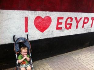 Egypt Revolution - I Love Eypt