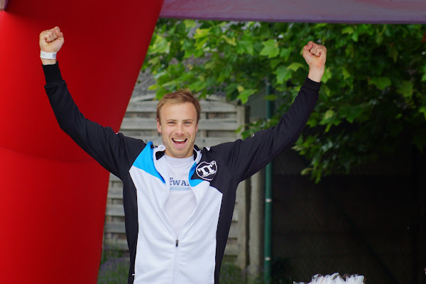 Goewaart Oplinus - 1/8e triatlon Roeselare - 1 juni 2014