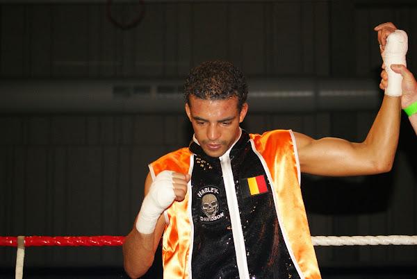 Hedi Slimani, boksgala Zwevezele 11 november 2013