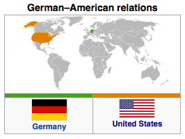 Germany - United States Relations