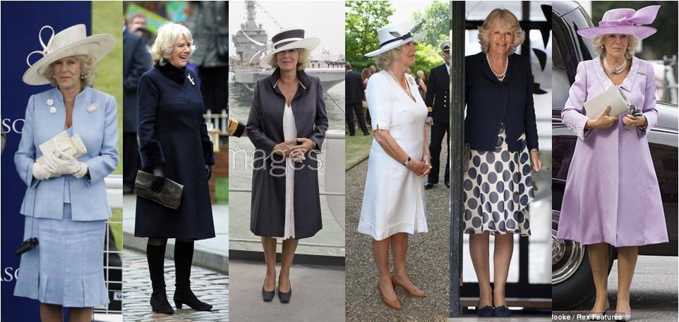 The Royal Order of Sartorial Splendor Flashback Friday Camillas Transformation