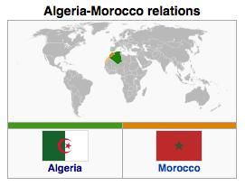 Algeria - Morocco Relations