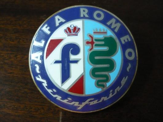 Alfa romeo Pininfarina
