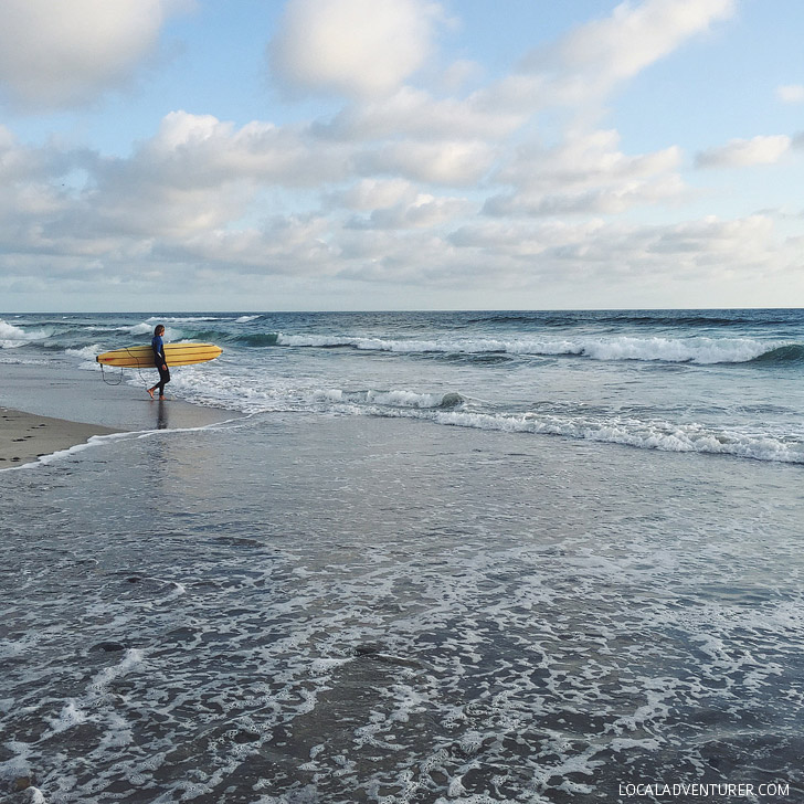 Carlsbad Beaches (101 Things to Do in San Diego).