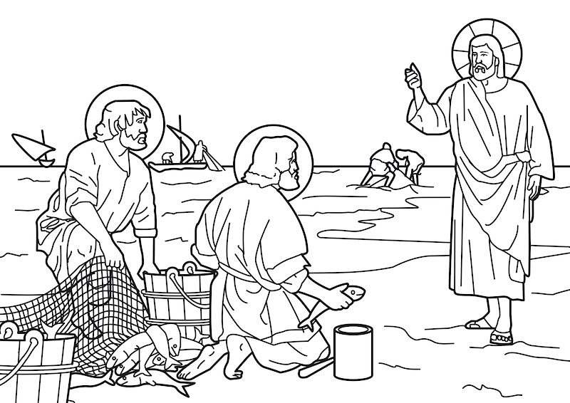 Jesus, Coloring and Coloring pages on Pinterest