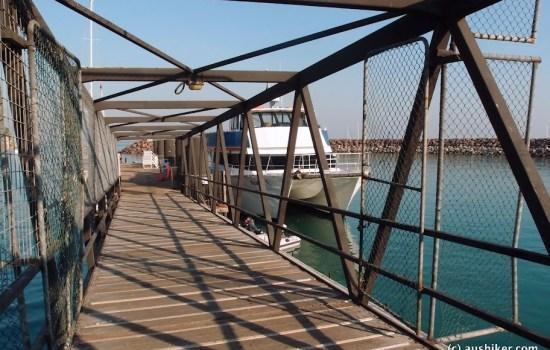 Sea-Cat Ferries - Darwin to Mandorah Ferry