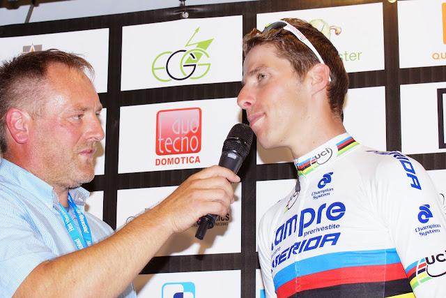 Jeroen Sap en Rui Costa