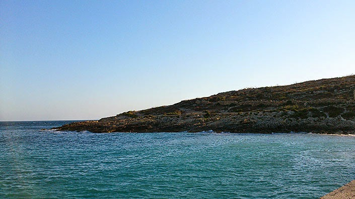 beaches of Gozo, what to do in Gozo, maltese landscape, useful information tourism in Malta, swimming in Malta