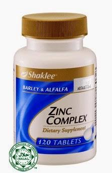 Zinc-Complex-Shaklee