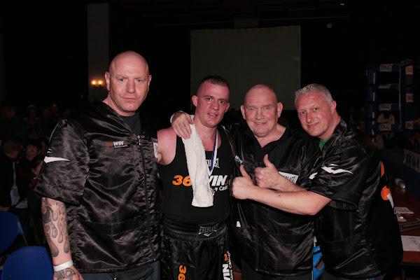 Zeelem vs Neron, boksmeeting Harelbeke 22 maart 2014