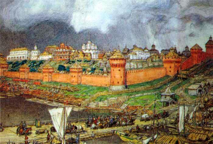пожар в Москве 1751 года