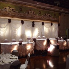Chair Cover Rentals Gta Fancy Folding Dining Chairs Www Decor Rent Com Toronto And Wedding Decorations 2011 Backdrop By Http Backdrops Are Available As Full Service Diy We Delivery In The