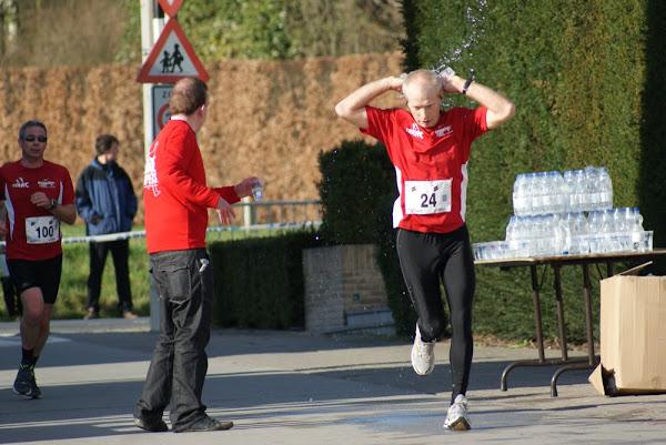 Roeselare Sport: lenteloop Gits