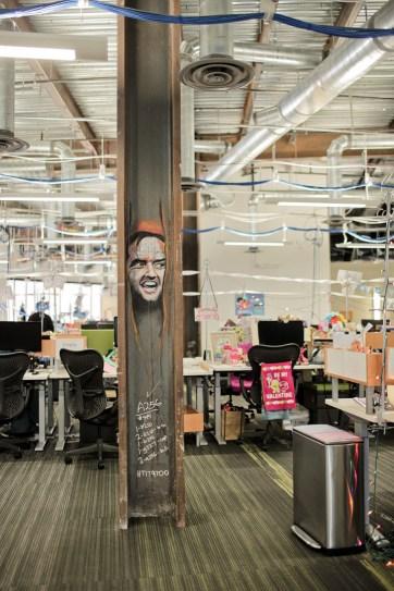 Zappos HQ.