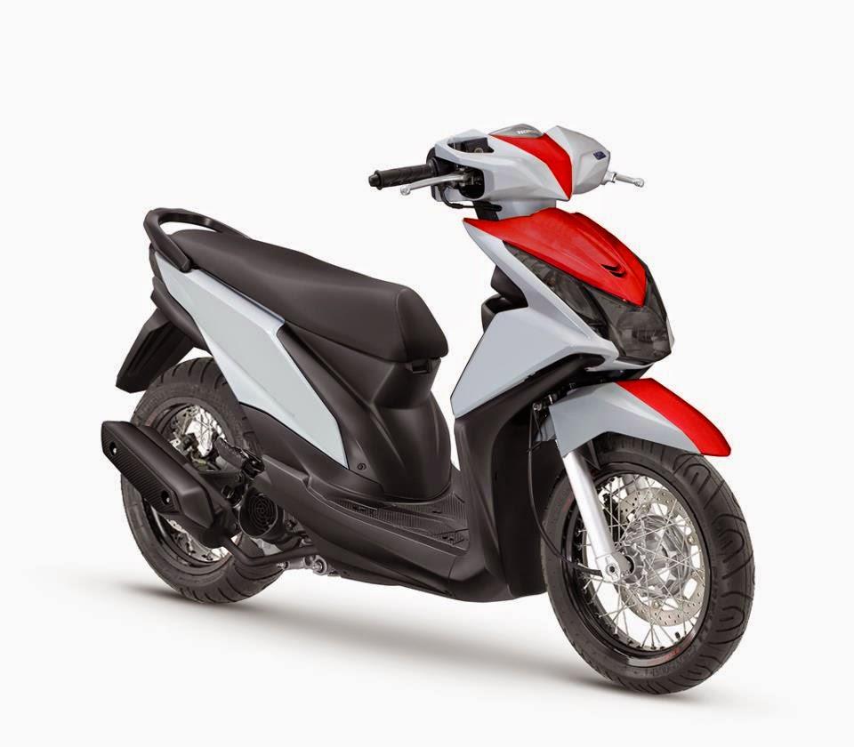 Modifikasi Honda Beat Fi Cw  Thecitycyclist