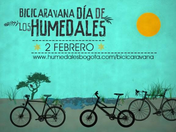 Bicicaravana Día de los Humedales