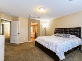 Phoenix Homes for Sale showcases this beautiful master bedroom