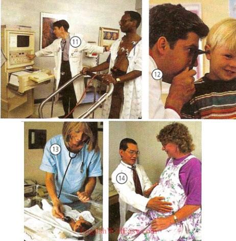 Soins médicaux-santé-dictionnaire photo en ligne