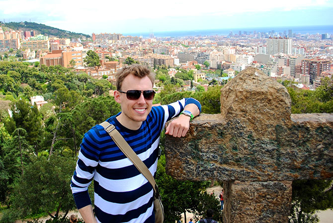 Ryan Zieman Barcelona