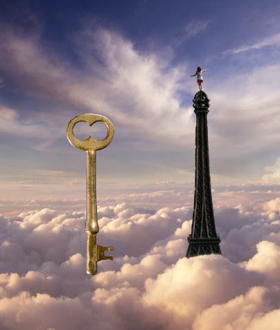 Menambah objek kunci