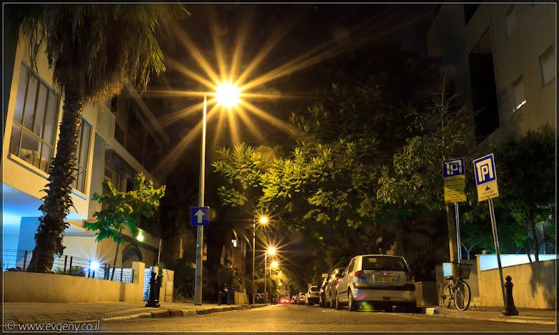 Покинутый город / Тель Авив