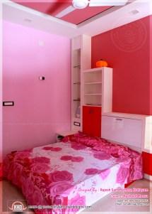 Kerala Home Design Bedroom