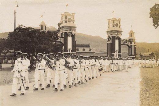 美圖好文: 臺北老照片 1923年