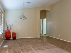 Homes for Sale in Maricopa: living room