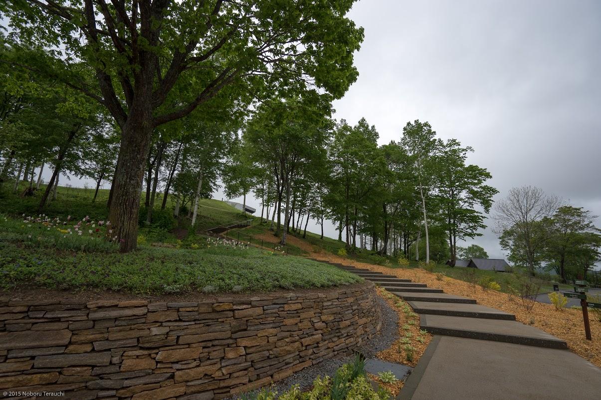 大雪森のガーデン(上川町)北海道ガーデンショー2015 | エンジョイ!シニア夫婦のハッピーライフ
