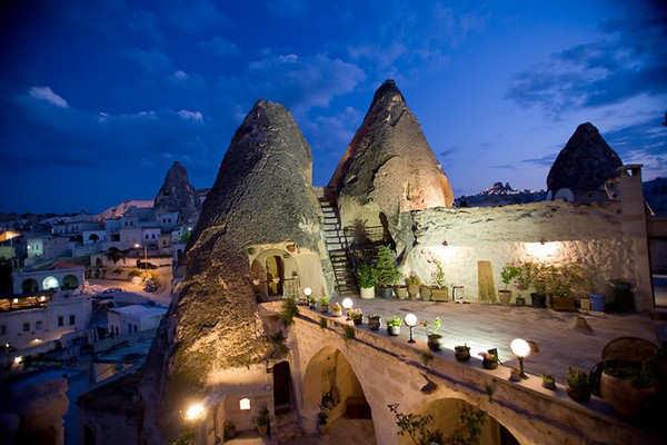 Fascinating Photos of Cappadocia Turkey