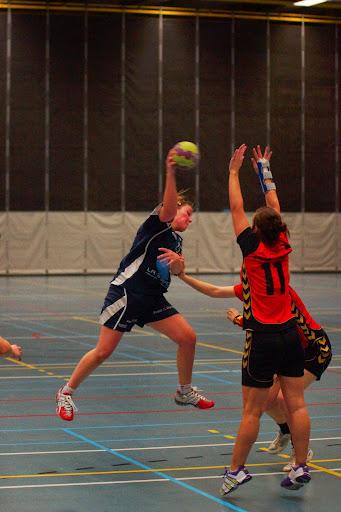 handbal doelpoging
