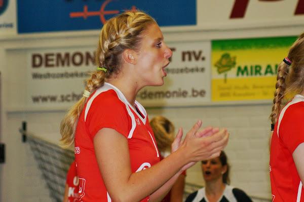 Eline Vanparys, Bevo Roeselare volleybal