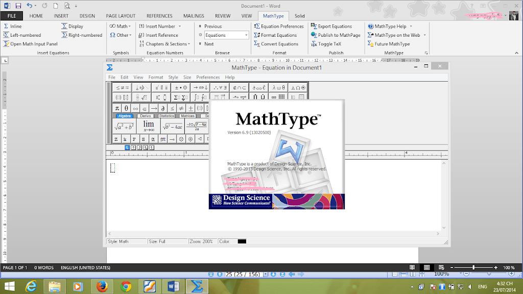 Download Mathtype 6.9 Full Crack – Phần Mềm Soạn Thảo Công Thức Toán Học   Bam.Vn