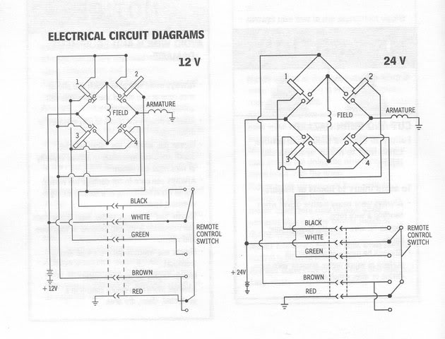 wire diagram 7 pin plug