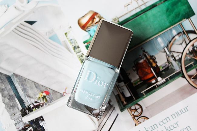 NOTD Dior Porcelaine