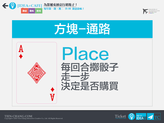 4P大富翁-Place