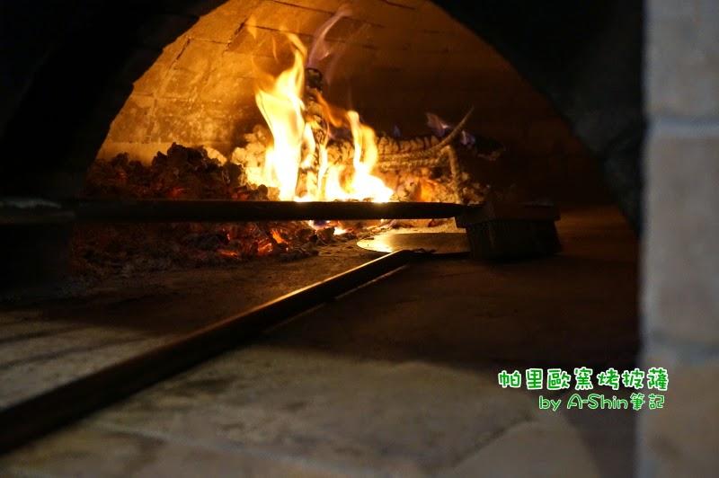 帕里歐窯烤披薩-福科店12