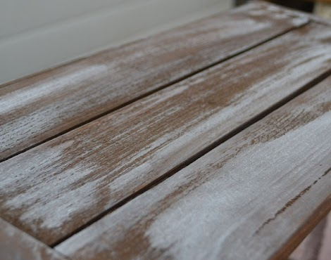 Whitewash Stained Finish  Ana White Woodworking Projects