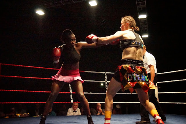 Delfine Persoon vs Judy Waguthii